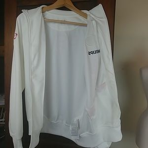 Nike soccer jacket PSV Philips sponsor EUC M
